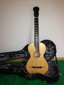Gitarre nach Johann Stauffer 1829