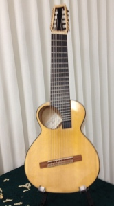 Guitar Zucali 10 strings